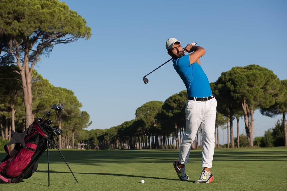 Average Golf Swing Speed by Age - golfswingremedy.com